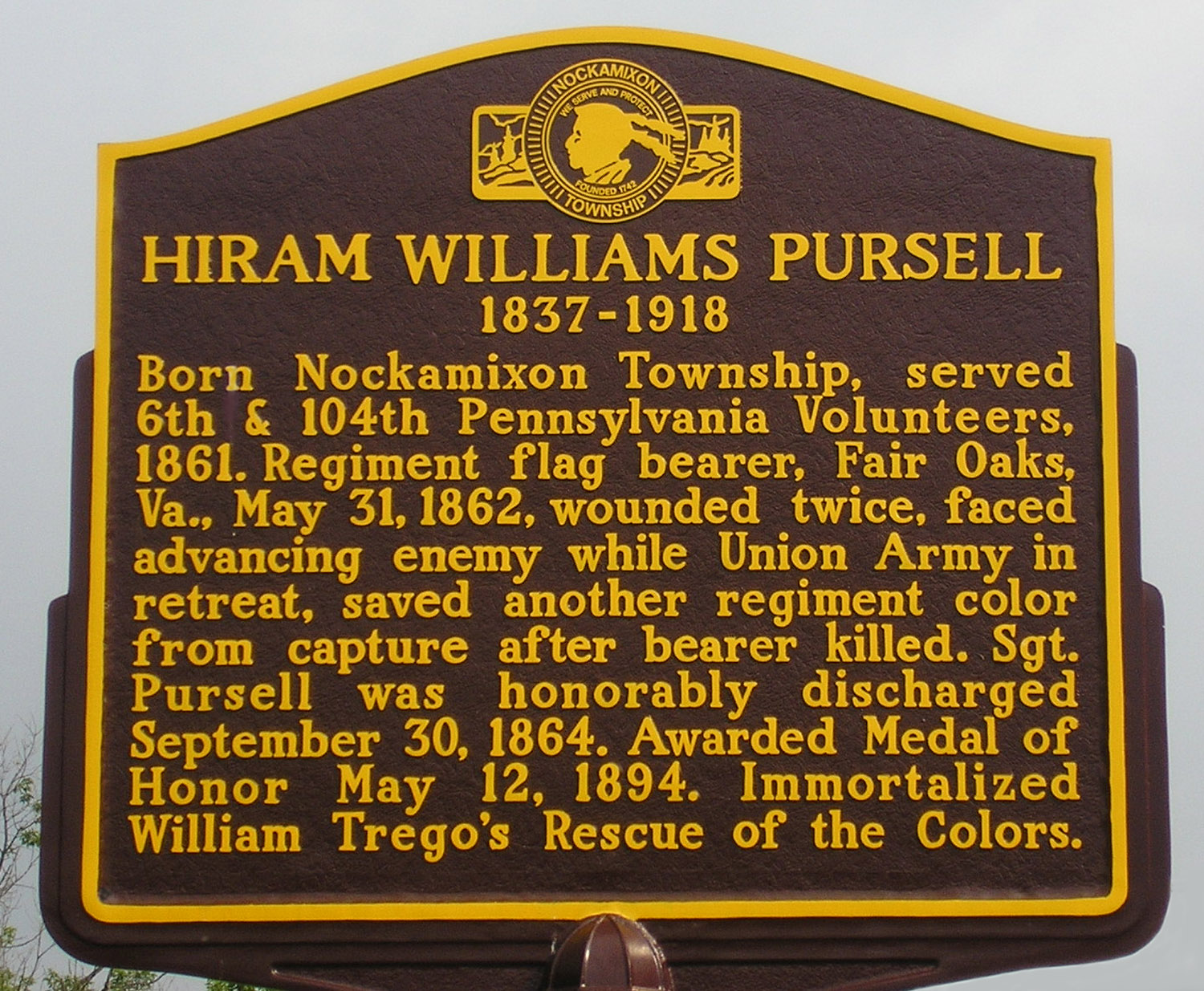 Pursell Marker